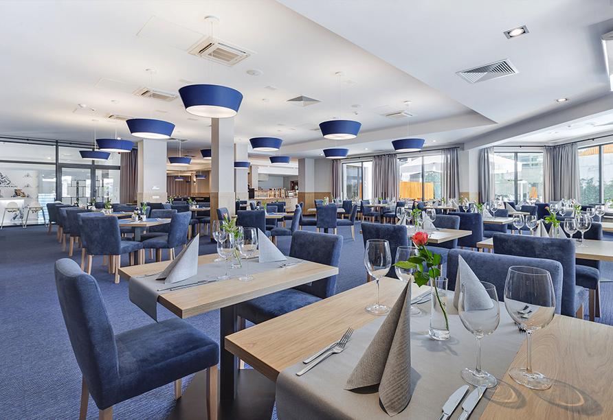 Blue Mountain Resort, Restaurant Blue