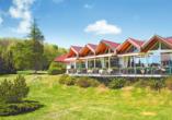 Berghotel Vogelherd, Außenansicht