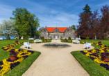 Berghotel Vogelherd, kleines Schloss Blankenburg