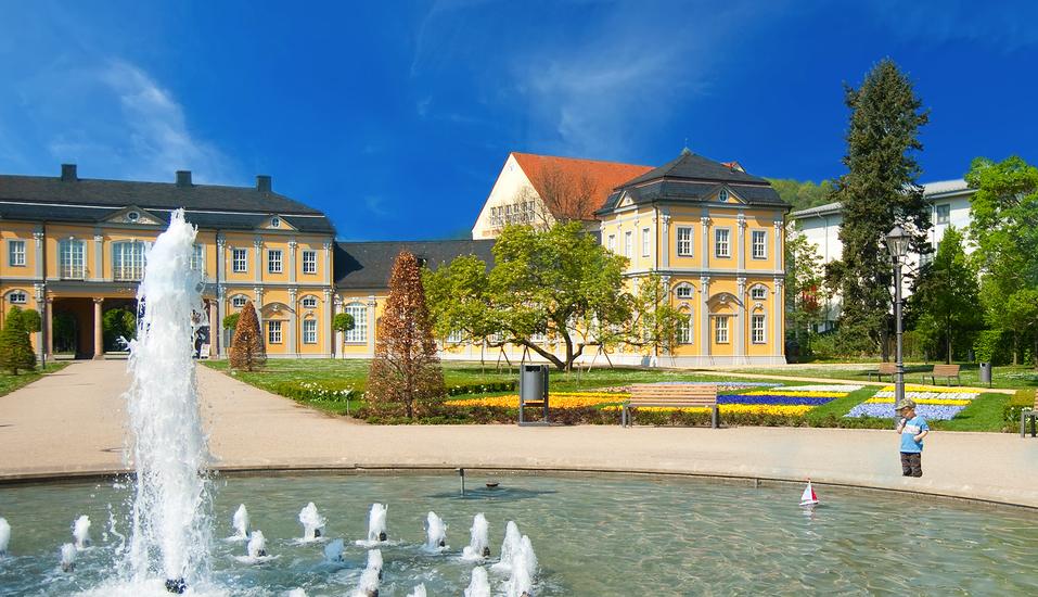 The Royal Inn Regent Gera in Thüringen, Orangerie