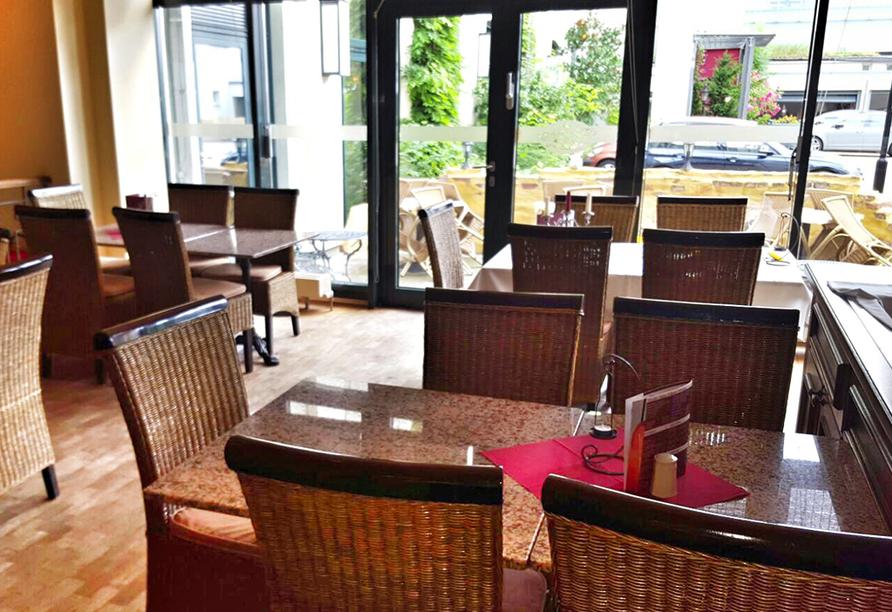 The Royal Inn Regent Gera in Thüringen, Restaurant
