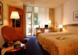 Hotel Müggelsee Berlin in Berlin Köpenick, Beispiel Doppelzimmer