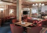 Alpenromantik-Hotel Wirler Hof, Kaminstube
