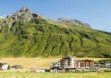 Alpenromantik-Hotel Wirler Hof in Galtür, Außenansicht