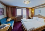 Alpenromantik-Hotel Wirler Hof, Zimmerbeispiel
