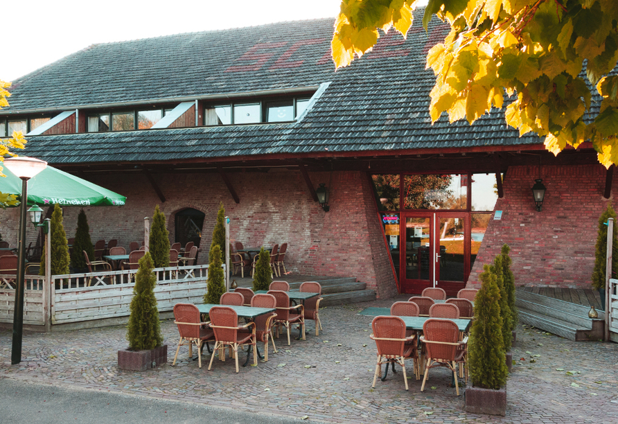 Ferienpark De Scherpenhof, Restaurant