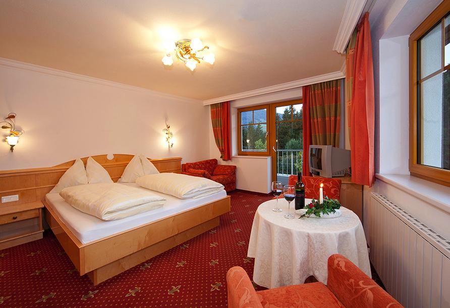 Hotel Leamwirt in Hopfgarten im Brixental, Zimmerbeispiel Casual