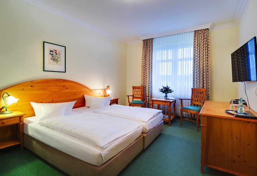 Ferien Hotel Fläming in Niemegk, Zimmerbeispiel