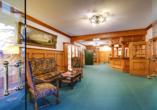 Ferien Hotel Fläming in Niemegk, Lobby
