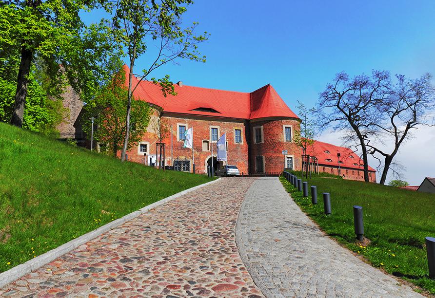 Ferien Hotel Fläming in Niemegk, Burg Eisenhardt