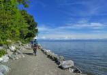 Bodensee Radreise, Fahrrad