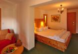 Aktivhotel Waldhof in Oetz, Tirol, Zimmerbeispiel