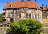 Steverbett Hotel in Lüdinghausen im Münsterland, Burg Vischering