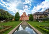 Hotel Zum Ritter in Fulda, Ausflugsziel Palais zu Fulda