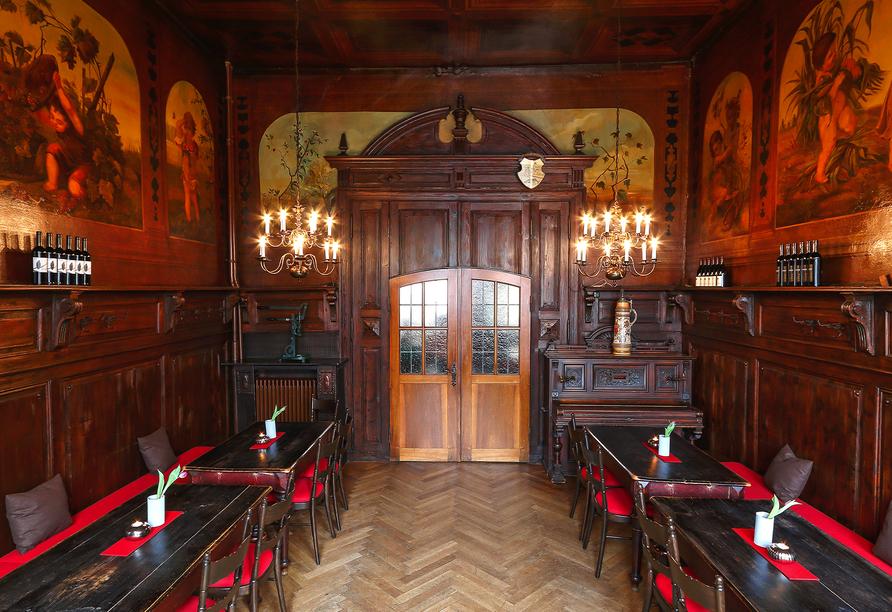 Hotel Zum Ritter in Fulda, Große Halle