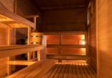 Schwanen Resort in Baiersbronn, Sauna