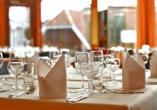 Eurostrand Resort Moseltal in Leiwen an der Mosel, Restaurant
