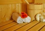 Eurostrand Resort Moseltal in Leiwen an der Mosel, Sauna