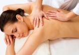 Eurostrand Resort Moseltal in Leiwen an der Mosel, Massage