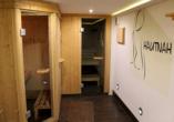 Waldhotel Seebachschleife in Bayerisch Eisenstein im Bayerischen Wald, Sauna