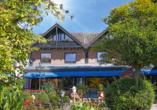PP-Hotel Grefrather Hof in Grefrath am Niederrhein Außenansicht