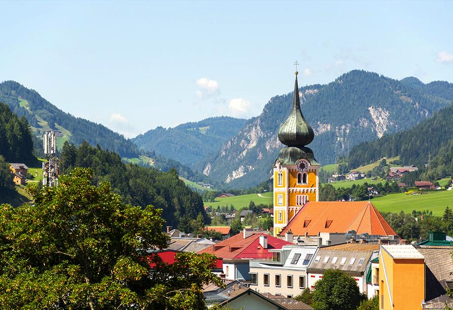 Alpenhotel Erzherzog Johann in Schladming, Schladming