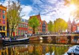 Stadt, Strand, Tulpen Tour, Amsterdam