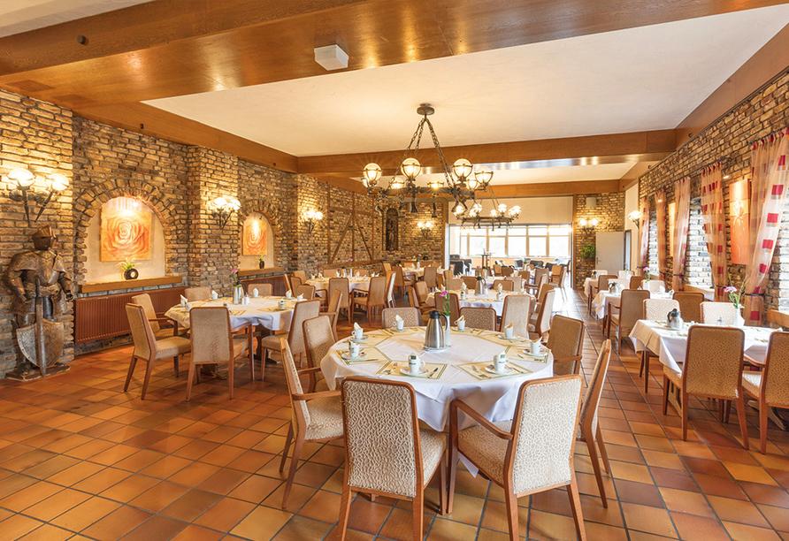 Hotel de Poort, Restaurant
