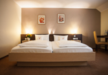 PHÖNIX Hotel Bergneustadt, Zimmerbeispiel