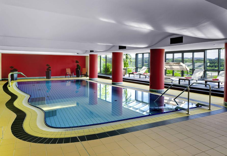 PHÖNIX Hotel Bergneustadt, Hallenbad