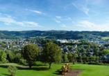 PHÖNIX Hotel Bergneustadt, Aussicht