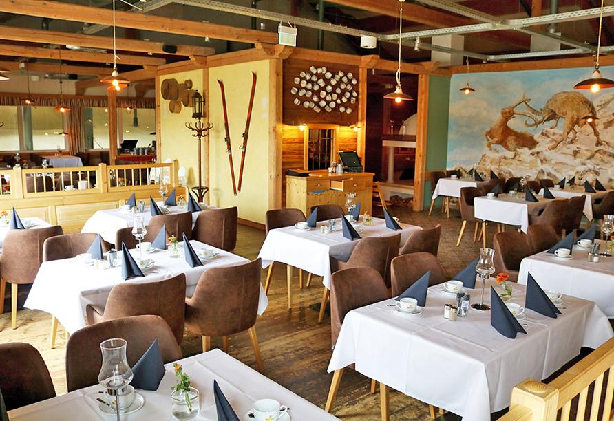 Van der Valk Hotel Hamburg-Wittenburg, Restaurant