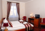 Hotel Schwarzer Bär in Zittau, Zimmerbeispiel