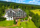 Wohlfühlhotel DER JÄGERHOF in Willebadessen im Teutoburger Wald, Außenansicht