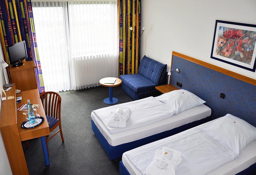 Wohlfühlhotel DER JÄGERHOF in Willebadessen im Teutoburger Wald, Zimmerbeispiel