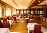 Wohlfühlhotel DER JÄGERHOF in Willebadessen im Teutoburger Wald, Restaurant