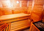 Wohlfühlhotel DER JÄGERHOF in Willebadessen im Teutoburger Wald, Sauna