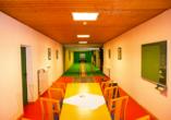 Wohlfühlhotel DER JÄGERHOF in Willebadessen im Teutoburger Wald, Kegelbahn