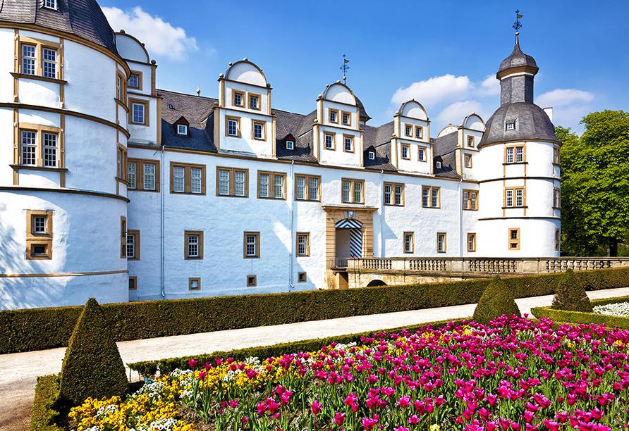 Wohlfühlhotel DER JÄGERHOF in Willebadessen im Teutoburger Wald, Ausflugsziel Paderborn