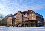 Park Hotel Fasanerie Neustrelitz, Winter