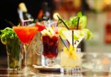 Park Hotel Fasanerie Neustrelitz, Bar Cocktails