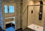 Park Hotel Fasanerie Neustrelitz, Sauna