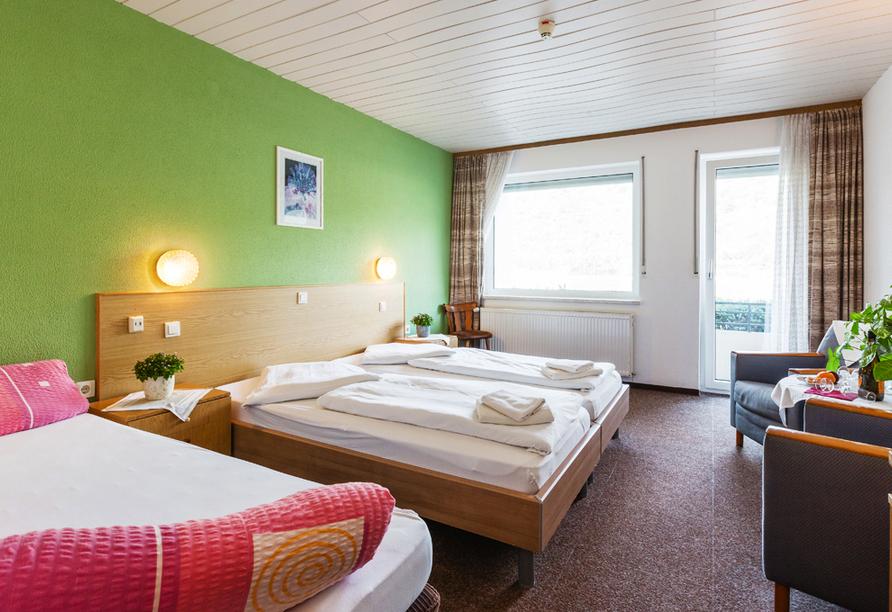 Hotel L´Europe Boppard, Zimmerbeispiel