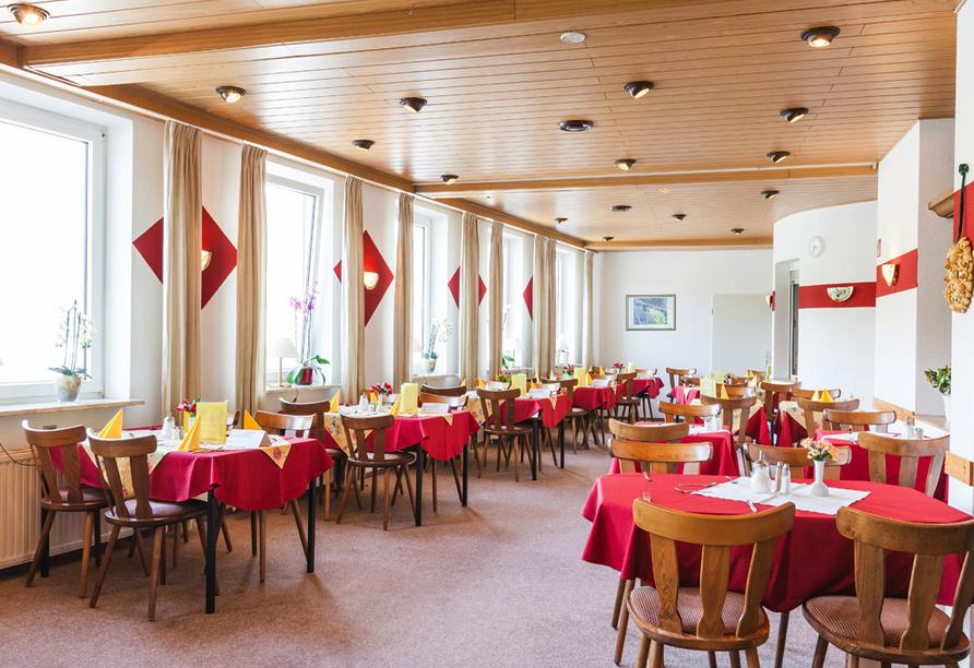 Hotel L´Europe Boppard, Restaurant