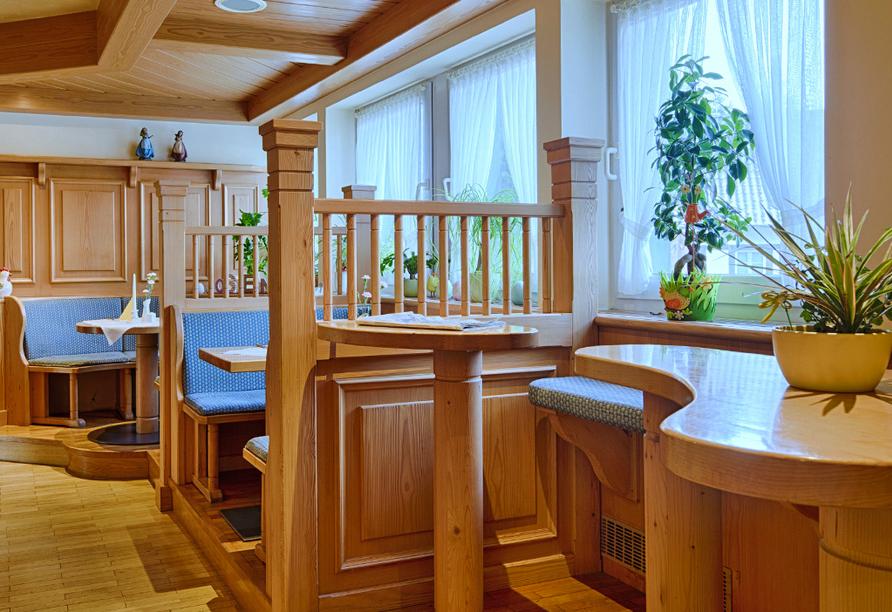 Hotel Luther Birke Wittenburg, Restaurant