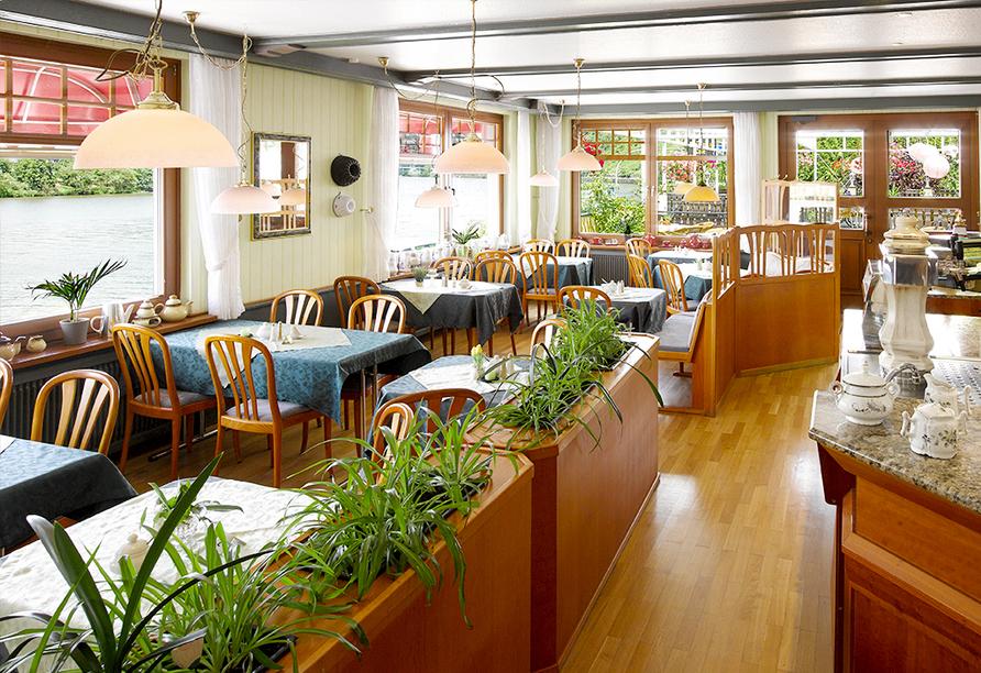 Hotel Anker in Brodenbach an der Mosel Restaurant