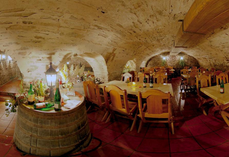 Hotel Anker in Brodenbach an der Mosel Weinkeller