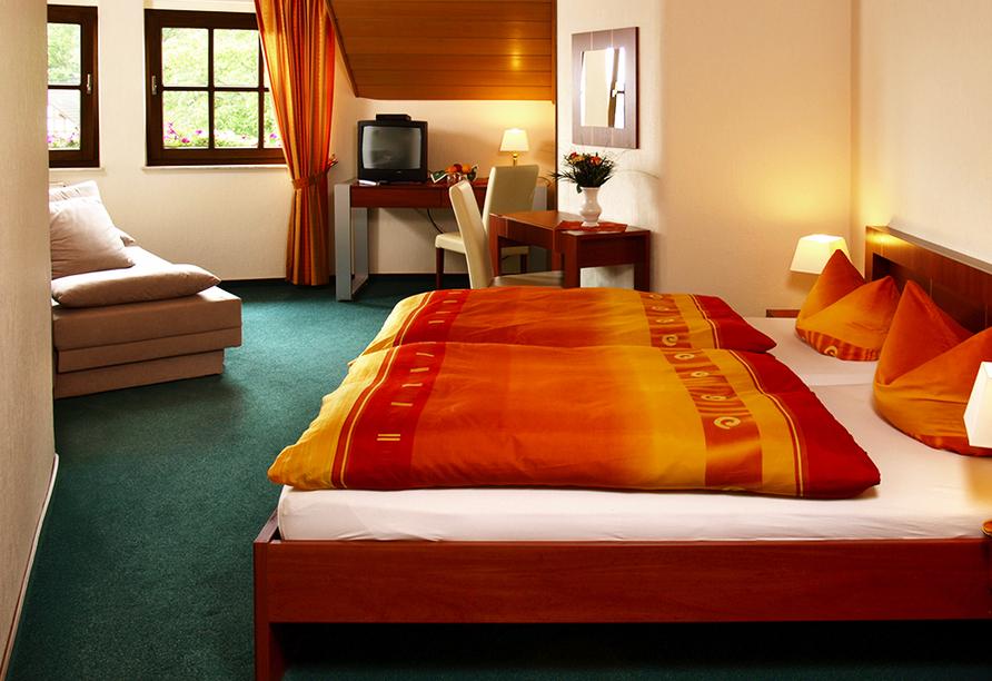 Hotel Haus zur Sonne, Zimmerbeispiel