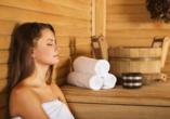 Hotel Haus zur Sonne, Sauna