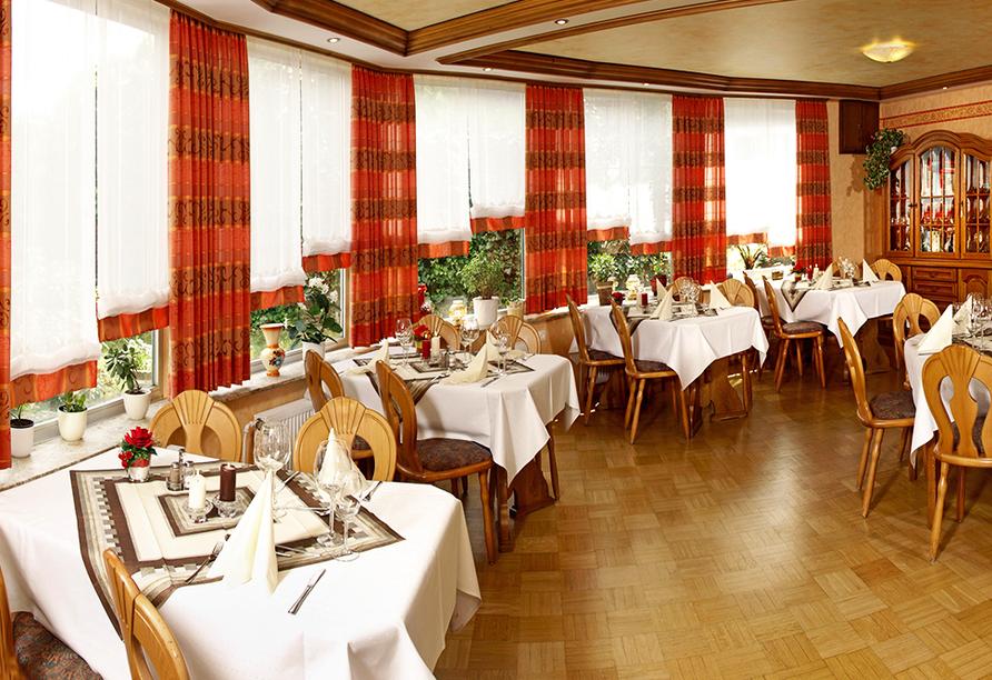 Hotel Haus zur Sonne, Restaurant